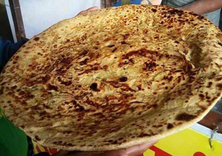 1 kg paratha