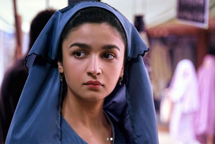 Alia Bhatt as a Kashmiri spy in Raazi