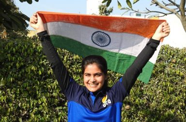 2 gold medals in 2 days, this 16-yr-old Manu Bhaker is new internet sensation