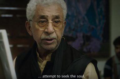 Naseeruddin Shah, Naseeruddin Shah movies, Naseeruddin Shah dissent, Naseeruddin Shah intolerance debate, Naseeruddin Shah communal unrest