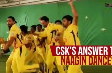 Dhoni Dancing With Harbhajan, Raina Ahead of IPL 2018 Will Make You LOL Hard