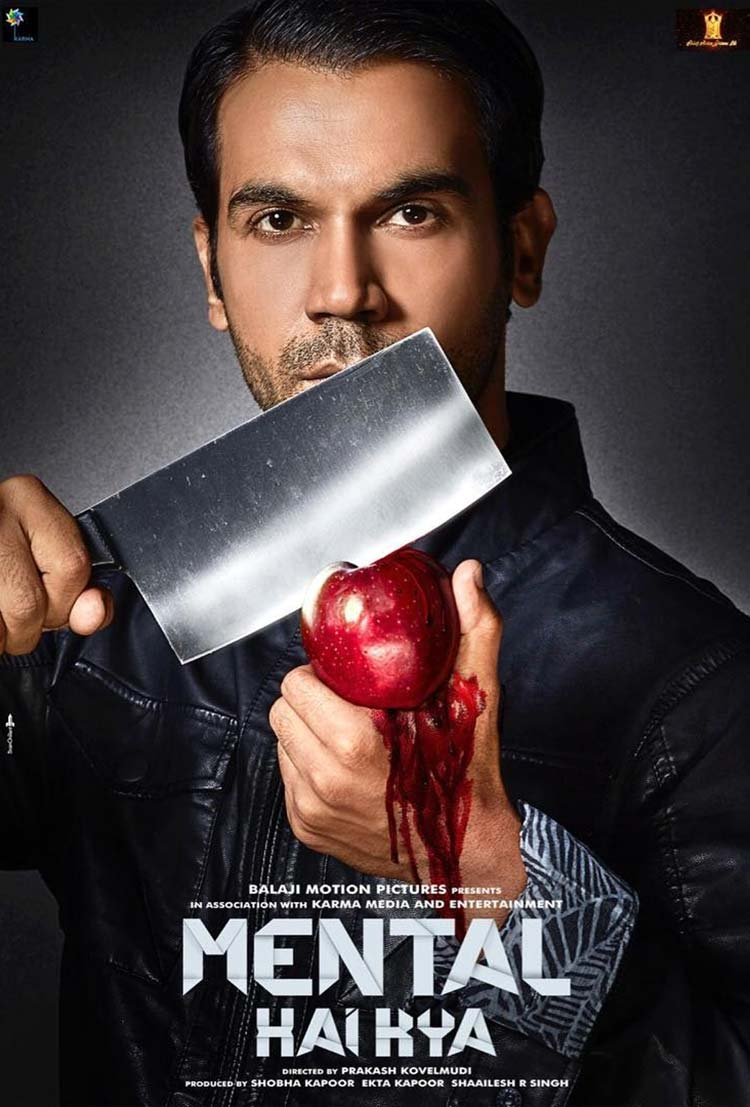 Rajkummar Rao just stabbed the normal for Mental Hai Kya