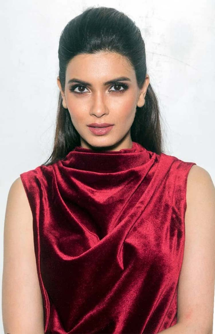 Diana Penty at the Amazon India Fashion Week 2018
