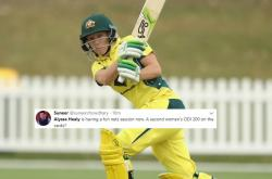 Alyssa Healy Breaks 2 Big Records, Pips Meg Lanning. Twitterati Feel She Missed A Double Hundred!