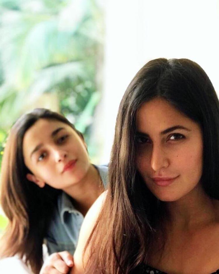 Alia Bhatt is also the best co-worker goal
