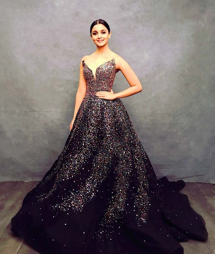 Alia Bhatt giving out some serious red carpet goals