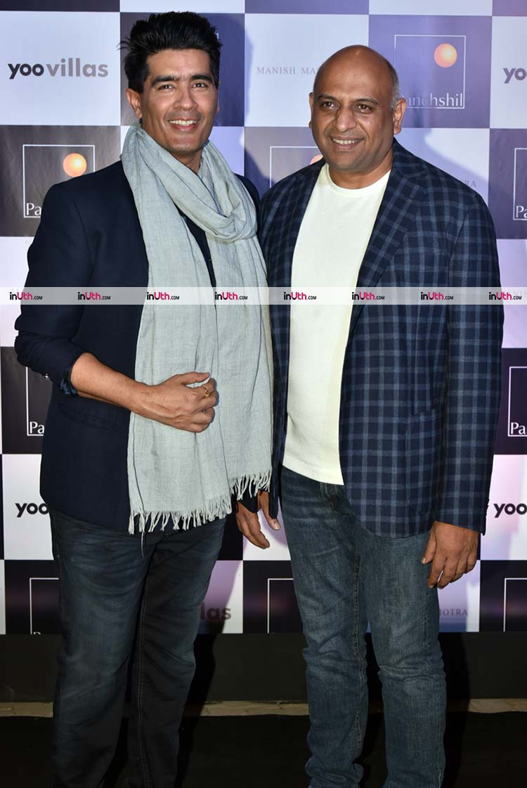 Manish Malhotra post the successful show