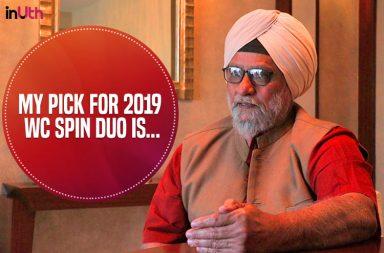 Exclusive: Bishan Singh Bedi Picks Ashwin, Jadeja over Kuldeep, Chahal for 2019 World Cup