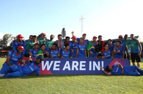 'We Are In' Chant Afghanistan Players After Qualifying For ICC WC 2019