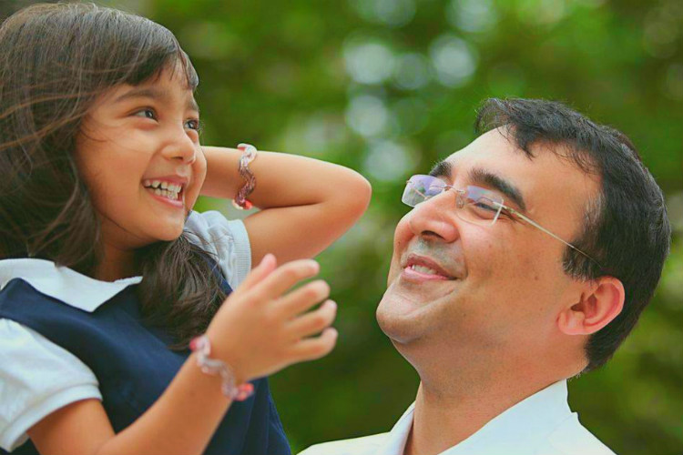 Chennai Is A City Of Super Dads, According To New Survey