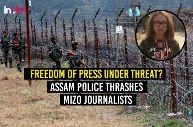mizoram journalist feature
