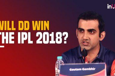 Gautam Gambhir hopeful of winning IPL 2018 for Delhi Daredevils