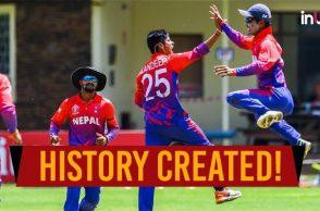 Nepal Creates History In Cricket, Gets An ODI status