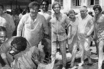 Holi special: Throwback to Bollywood's most happening Holi party at RK Studio