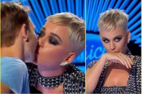Katy Perry, American Idol, Kiss, Sexual Harassment
