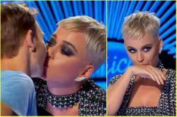 Why Aren't We Raging Against Katy Perry Kissing A Teenager?