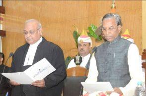 Meghalaya Governor, Meghalaya Governor Hindi Speech, Ganga Prasad Hindi Speech, Meghalaya CM, Conrad Sangma