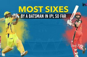 Most sixes in IPL, Most sixes by batsman in IPL, Most number of sixes list IPL, top 10 batsmen with most sixes IPL, Chris Gayle IPL most sixes, IPL records