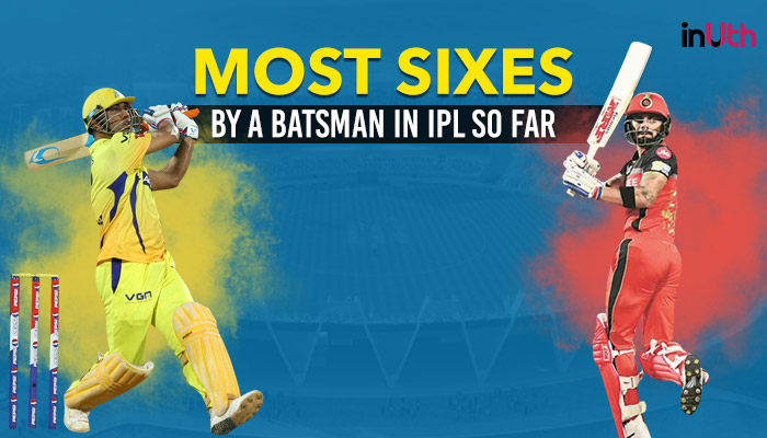 Batsmen With Most Sixes In IPL So Far, Know Where MS Dhoni, Virat Kohli Stand On The List