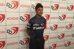 IPL 11: DD's Sandeep Lamichhane opts jersey number '1' & the reason is a bit emotional