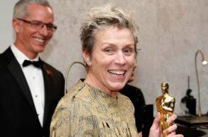 Frances McDormand, Oscar 2018, Oscar 2018 winner list, Oscar 2018 Best Actress, Frances McDormand movies