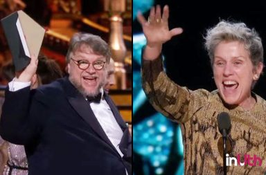 Oscars 2018, Oscars, Guillermo del Toro, Frances McDormand, The Shape of Water, Three Billboards, Get Out, Dunkirk