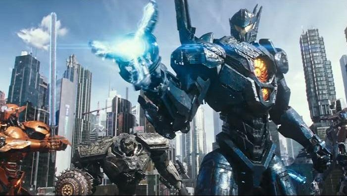 'Pacific Rim Uprising' Is A Shamelessly Inept Sequel, Aimed Only At A Quick Buck