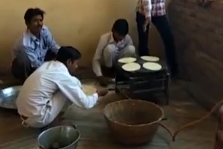 Not Alphabets, Tribal Kids In Madhya Pradesh LearnRoti-Making