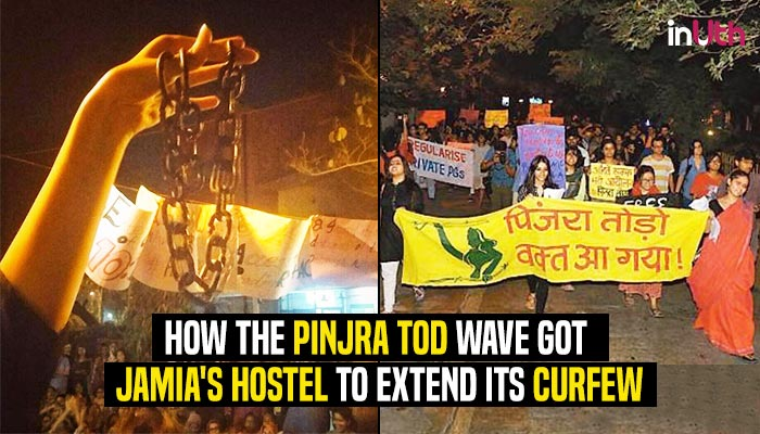 #LadiesFirst: How the Pinjra Tod wave got Jamia's hostel to extend its discriminatory curfew
