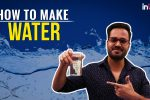 #WorldWaterDay: Here's Your Recipe For MakingWater