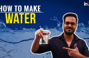 Recipe For Making Water