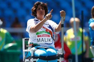 Para-Athlete Deepa Malik seals Asian top spot in discus throw