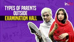 Types Of Parents Outside An Examination Hall