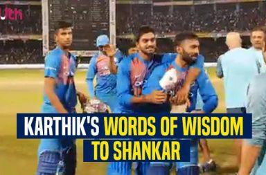Vijay Shankar-Dinesh Karthik, Shankar-Karthik, Vijay Shankar 19-ball 17, Vijay Shankar story, Nidahas trophy final, Vijay Shankar trolled, Dinesh Karthik last-ball six