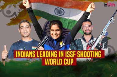 Indian Youngsters Shine AT ISSF Shooting WC 2018 With 4 Gold, 1 Silver, 4 Bronze