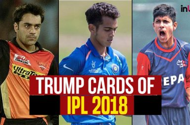IPL 2018: 8 Players Who Could Be the Trump Card For IPL Franchises