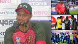 'I didn't call my players back', Shakib reacts to high-voltage drama against Sri Lanka