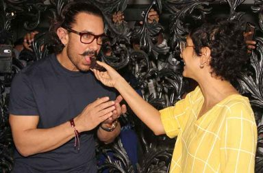 IN PICS: Aamir Khan's 53rd birthday celebrations