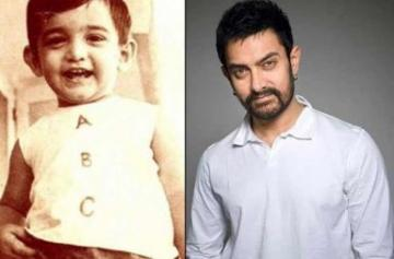 Birthday special: 5 Adorable childhood photos of Aamir Khan