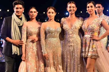 Aditi, Radhika, Nushrat turn showstopper for Manish Malhotra