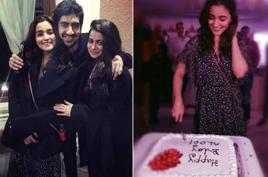 Inside Alia Bhatt's 25th birthday bash