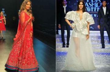 IN PICS: Amazon India Fashion Week AW'18