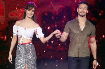 Baaghi 2 Promotion pics