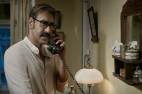 Raid, Raid movie review, Raid review, Ajay Devgn, Saurabh Shukla, Ajay Devgn Raid, Ajay Devgn Raid movie review, Ajay Devgn movies