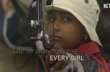 Deepika Kumari, Deepika Kumari documentary, Netflix, Deepika Kumari Ladies First, Ladies First Netflix documentary, Ladies First Netflix Deepika Kumari Documentary, Rahul Bose, Poorna Malavath, Mount Everest