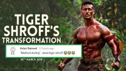 Tiger Shroff Narrating The 'Struggle' He Faced By Getting A Haircut For 'Baaghi 2' Has Everyone Going WTF