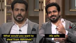 7 times Emraan Hashmi proved he's sassy AF