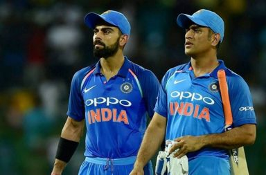 'MS Dhoni Opposed Virat Kohli's Inclusion in Indian Squad in 2008'