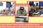 #MuchWow: How Mumbai Police Fulfilled The Wish Of A 7-Year Old CancerPatient
