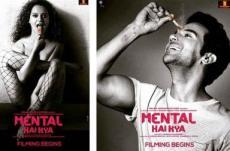 Mental Hai Kya First Look pics